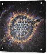 The Eye Of God - Helix Nebula Acrylic Print