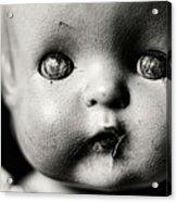 The Eyes Acrylic Print