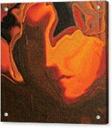 The Face 2 Acrylic Print
