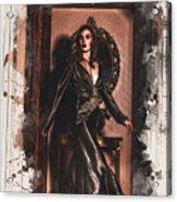 The Fairy Godmother Acrylic Print