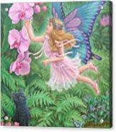 The Fairy Princess Jasmine  Acrylic Print