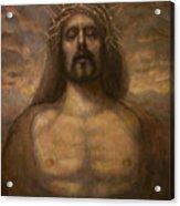 The Faith Of Christ Acrylic Print