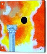 The Fall Of Rome Acrylic Print