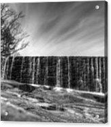 The Falls At Yates Mill II Acrylic Print