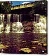The Falls Acrylic Print