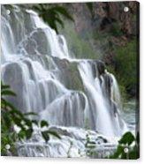 The Falls Of Fall Creek Acrylic Print