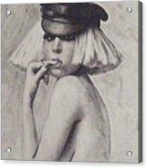 The Fame Monster Acrylic Print