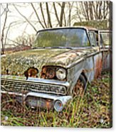 The Family Ford Acrylic Print