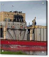 The Federal Yukon Acrylic Print