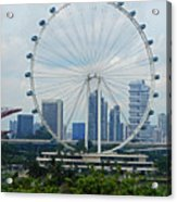 The Ferris Wheel 6 Acrylic Print