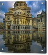 The First Church Of Christ Scientist Acrylic Print