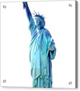 The First Lady Of Freedom Acrylic Print