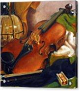 The First Violin Acrylic Print