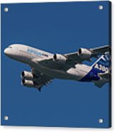 The Firts Airbus A380 Acrylic Print