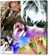 The Five Senses Acrylic Print