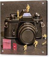 The Focus On Film Corporation Acrylic Print