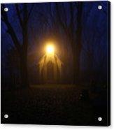The Foggiest Idea 3 Acrylic Print