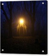 The Foggiest Idea 4 Acrylic Print