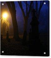 The Foggiest Idea. Acrylic Print