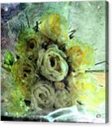 The Forgotten Flowers Acrylic Print