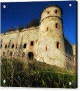 The Fortress - La Fortezza Acrylic Print