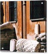The Forum Photograph Acrylic Print