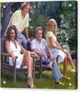 The Fraum Family Acrylic Print