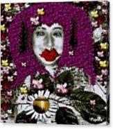 The Free Worlds Environmental Fairy Acrylic Print