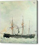 The French Battleship Acrylic Print