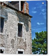 The French Castle 6947 Acrylic Print