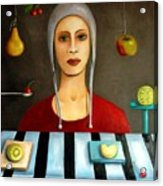 The Fruit Collector Acrylic Print