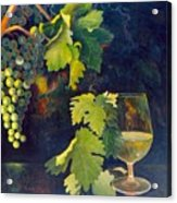 The Fruit Of The Vine Acrylic Print