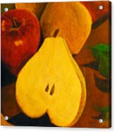 The Fruits Acrylic Print
