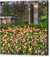 The Garden Enterance Acrylic Print
