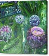 The Garden Acrylic Print