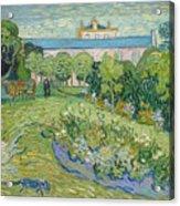 The Garden Of Daubigny Acrylic Print