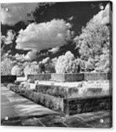 The Gardens In Ir Acrylic Print