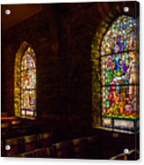The Garrett Windows Acrylic Print
