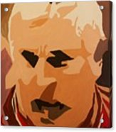 The General- Bobby Knight Acrylic Print