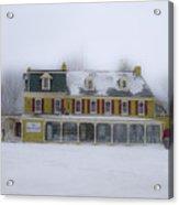 The General Lafayette Inn - Barren Hill Brewery Acrylic Print
