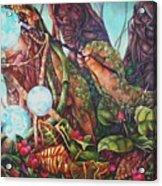 The Genesis Totem Acrylic Print