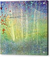 The Ghost Forest Acrylic Print
