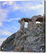 The Giant Of Monterosso Acrylic Print
