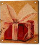 The Gift Acrylic Print