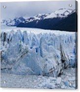 The Glacier Advances Acrylic Print