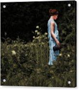 The Gladiator's Wife Acrylic Print