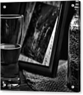 The Glass Is Half Full Acrylic Print