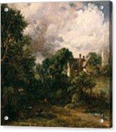 The Glebe Farm Acrylic Print by John Constable