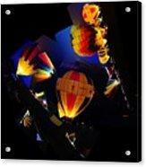 The Glow Acrylic Print