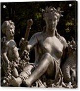The Goddess Acrylic Print